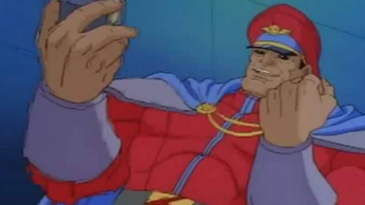M Bison  YES YES!!!
