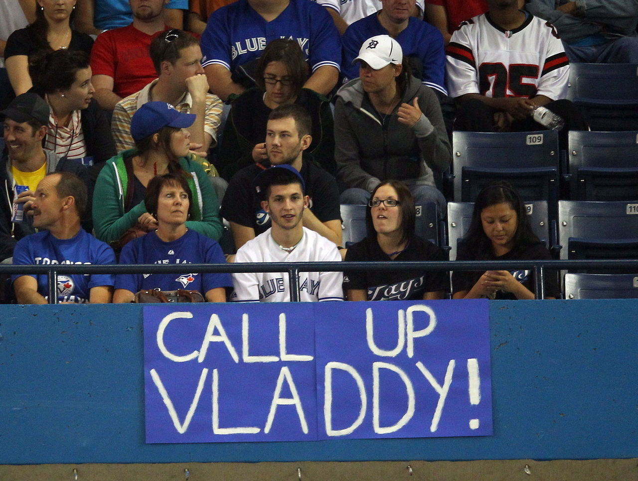 Call-up-vladdy