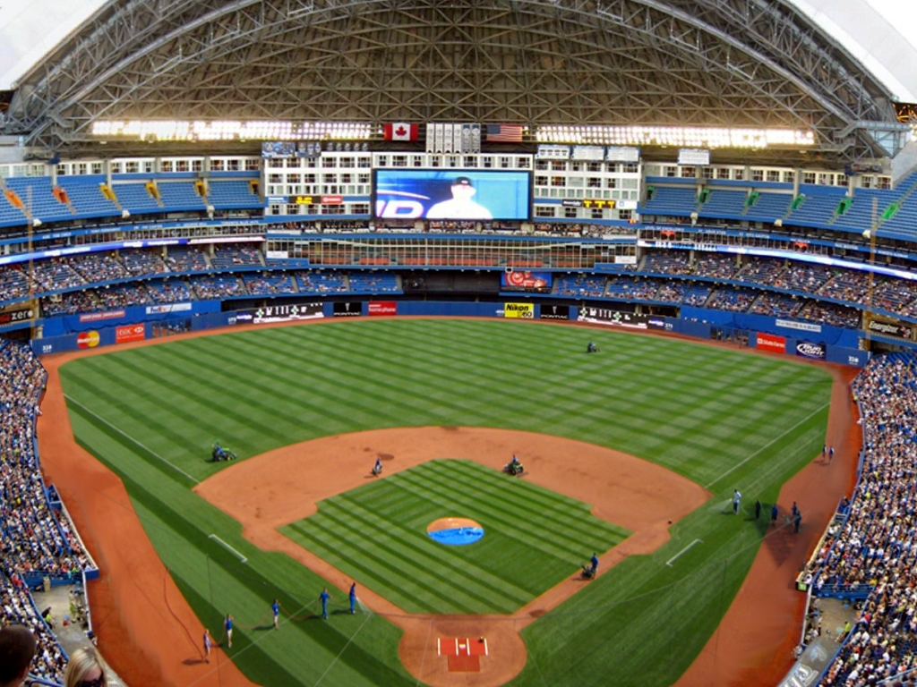 Weve Got To Stop Talking About Grass In The Rogers Centre It Was Never Happening