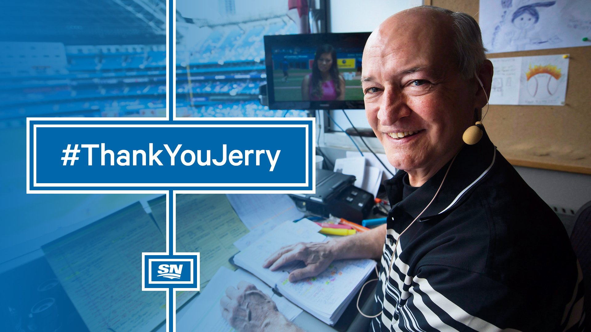 Jerry Howarth Announces His Retirement